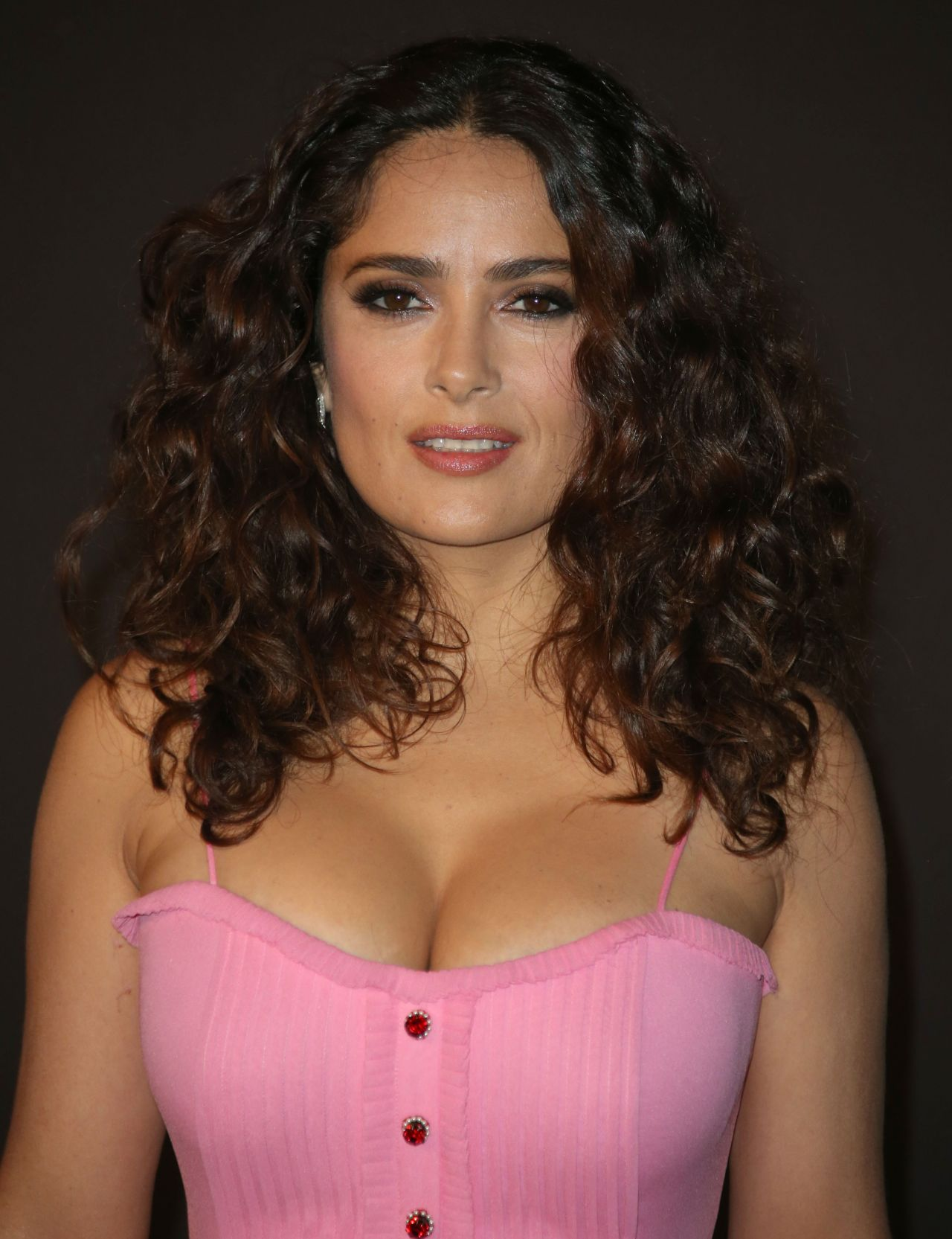 Salma Hayek – LACMA 2015 Art+Film Gala in Los Angeles (Part II) Salma Hayek