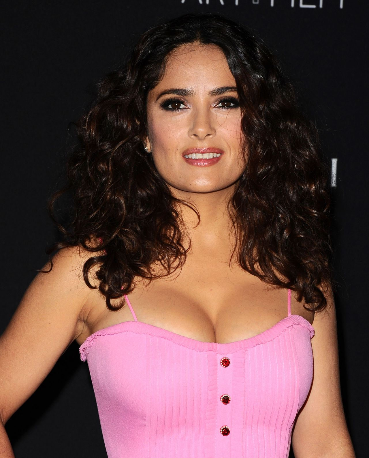 Salma Hayek – LACMA 2015 Art+Film Gala in Los Angeles ... Salma Hayek