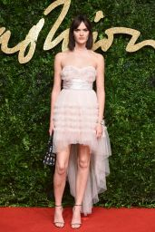 Sam Rollinson – British Fashion Awards 2015 in London