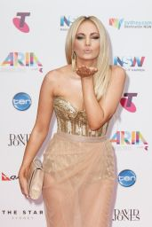 Samantha Jade - 2015 ARIA Awards in Sydney