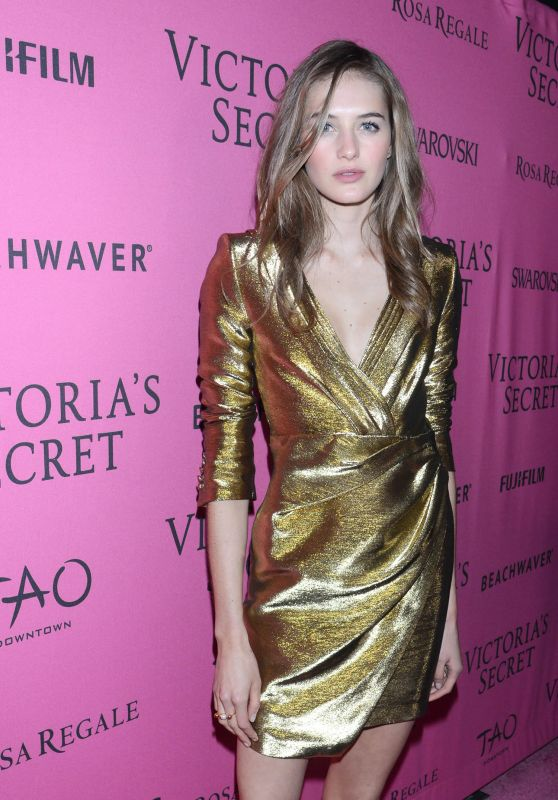 Sanne Vloet – Victoria's Secret Fashion Show 2015 After Party in NYC