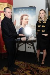 Saoirse Ronan - Brooklyn Screening in NYC, November 2015