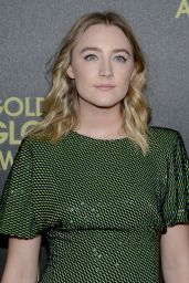 Saoirse Ronan - HFPA And InStyle Celebrate The 2016 Golden Globe Award Season in West Hollywood