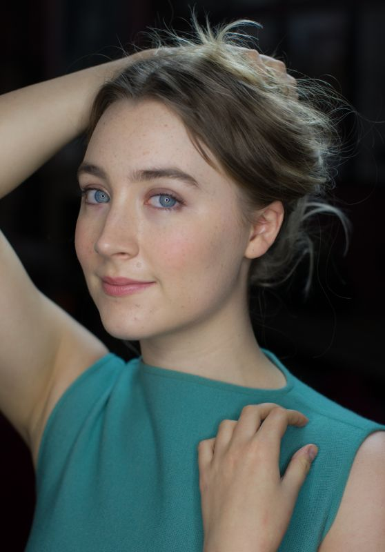 Saoirse Ronan - USA Today, November 2015