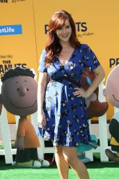 Sara Rue – 'The Peanuts Movie' Premiere in Los Angeles