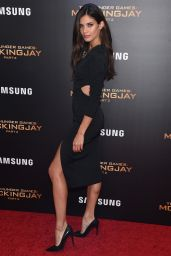 Sara Sampaio – 'The Hunger Games: Mockingjay, Part 2' Screening in New York
