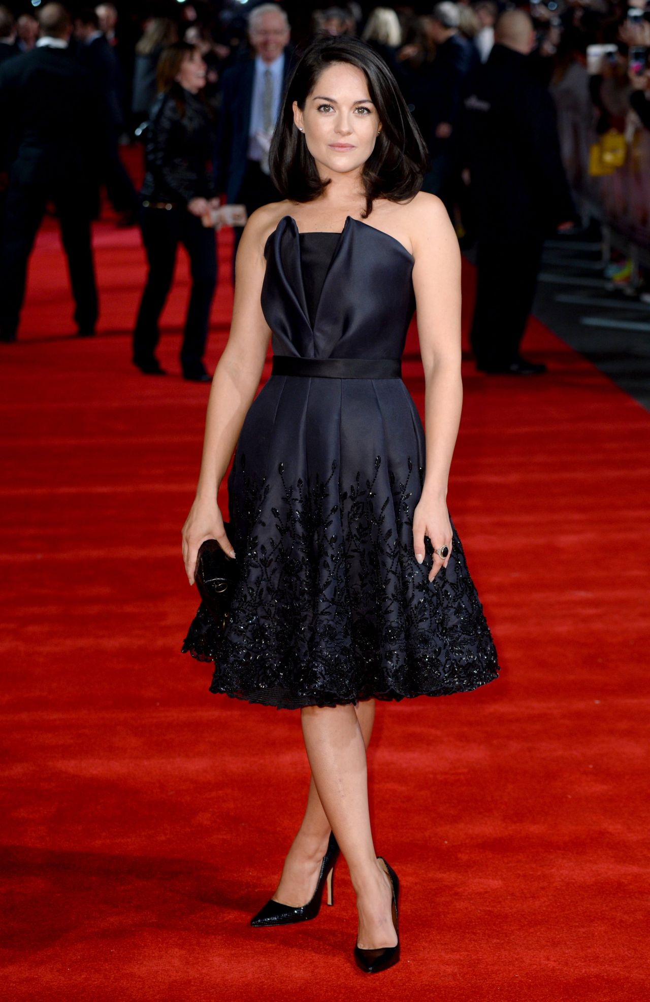 Sarah Greene Burnt Premiere In London
