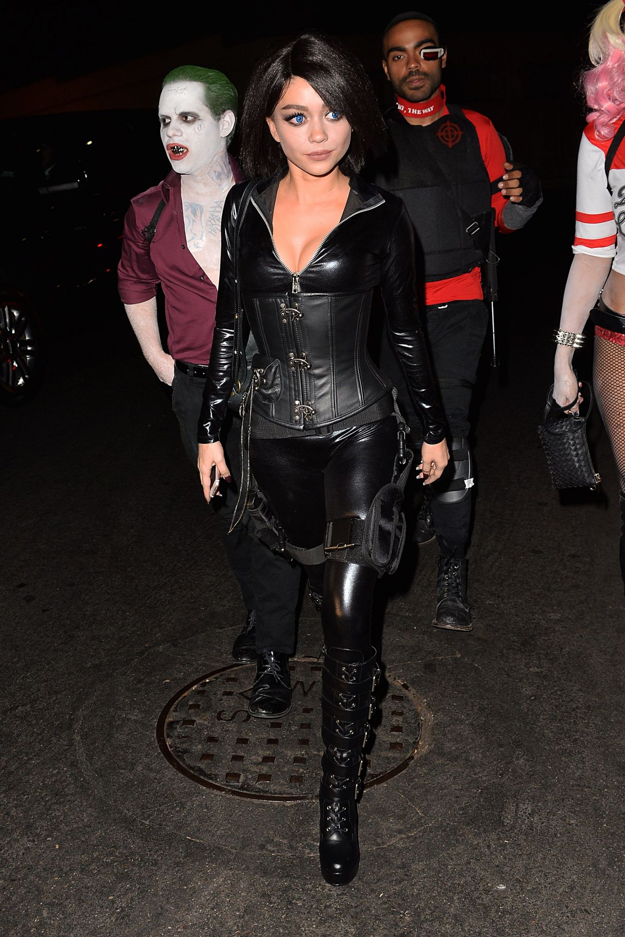 Hyland – Just Jared Halloween Party in Los Angele, October 2015