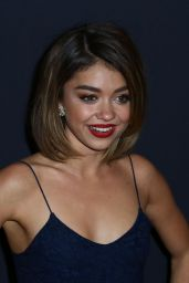 Sarah Hyland - The Grove Christmas with Seth MacFarlane, November 2015