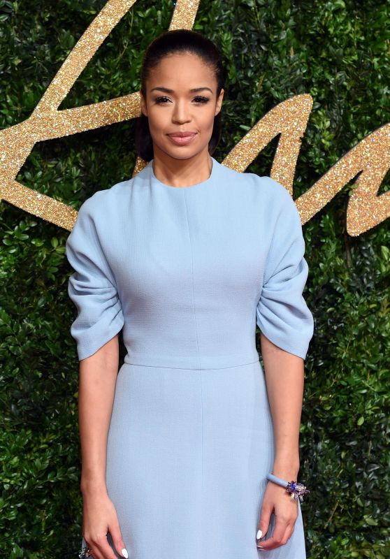 Sarah-Jane Crawford – British Fashion Awards 2015 in London