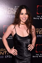 Sarah Shahi - Person Of Interest 100th Episode Celebration in New York City