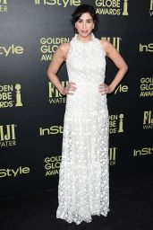 Sarah Silverman – Hollywood Foreign Press Association and InStyle Celebrate The 2016 Golden Globe Award Season