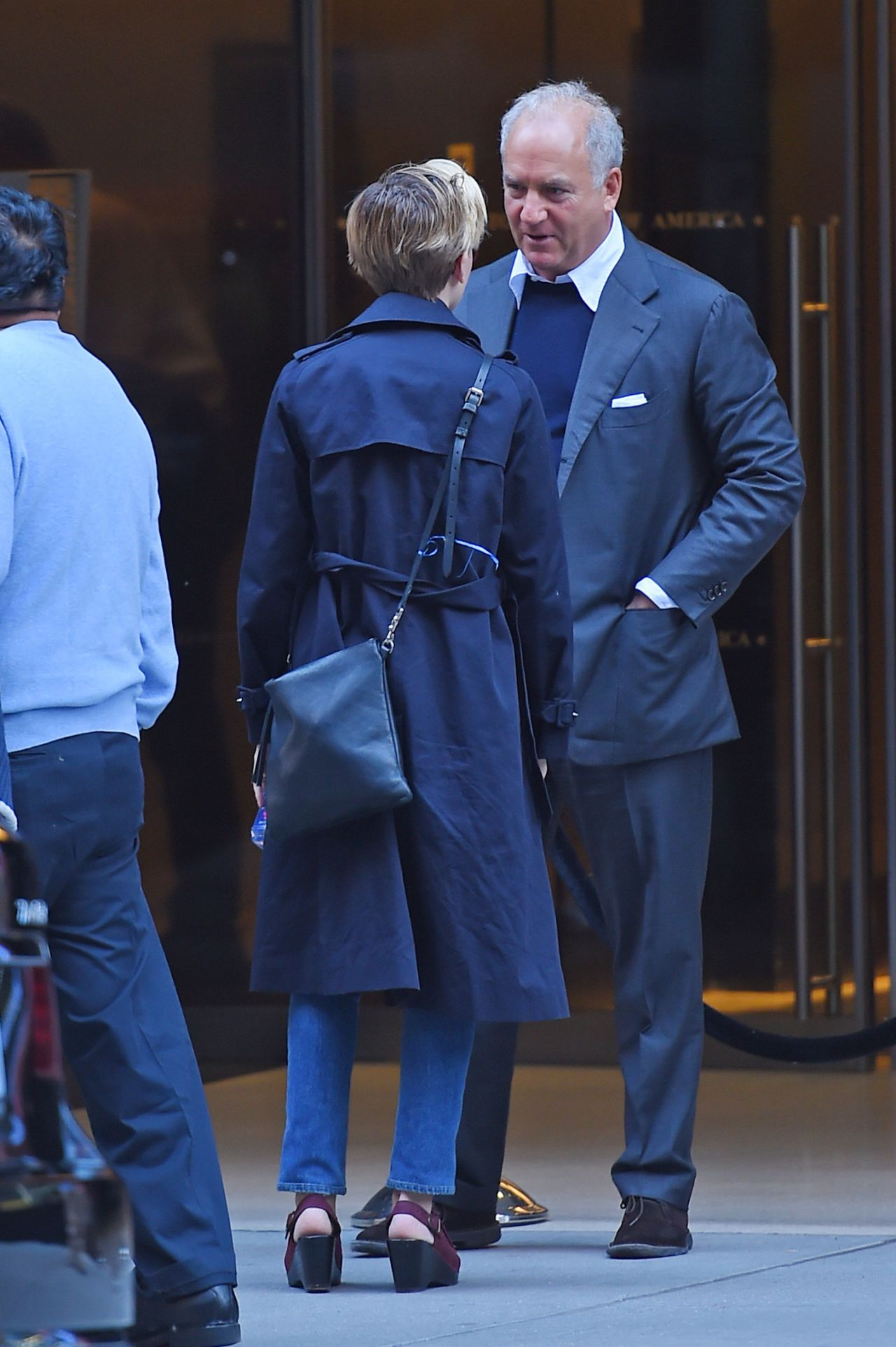 Scarlett Johansson 2016 Street Style