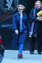 Scarlett Johansson Autumn Style - NYC, November 2015