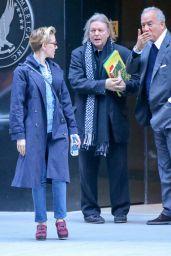Scarlett Johansson Autumn Style - NYC, November 2015