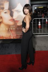 Scout Taylor Compton – The Danish Girl Premiere in Westwood, November 2015
