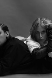 Scout Willis and Tallulah Willis - Photoshoot For Alyx Womenswear 2015