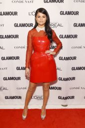 Selena Gomez - 2015 Glamour Women of the Year Awards in New York City