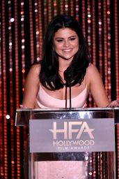 Selena Gomez - 2015 Hollywood Film Awards in Beverly Hills