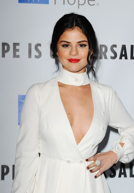 Selena Gomez - 2015 Spirit of Life Gala in Los Angeles