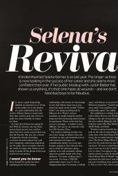 Selena Gomez - CLEO Magazine Singapore - December 2015 Issue