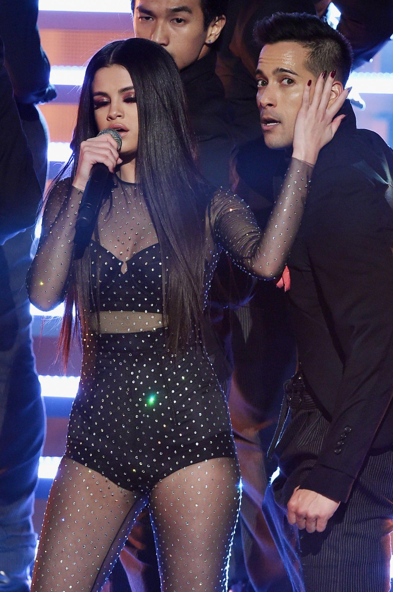 2015 Los Angeles Film Festival: Selena Gomez Performs At 2015 American Music Awards In Los