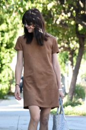 Selma Blair - Out in Los Angeles, October 2015