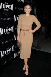 Serinda Swan – Viper Room Re-Launch Party in West Hollywood 11/17/2015