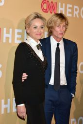 Sharon Stone – CNN Heroes 2015 at the American Museum of Natural History in NYC