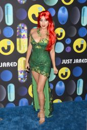 Shay Mitchell – Just Jared Halloween Party in Los Angele, October 2015