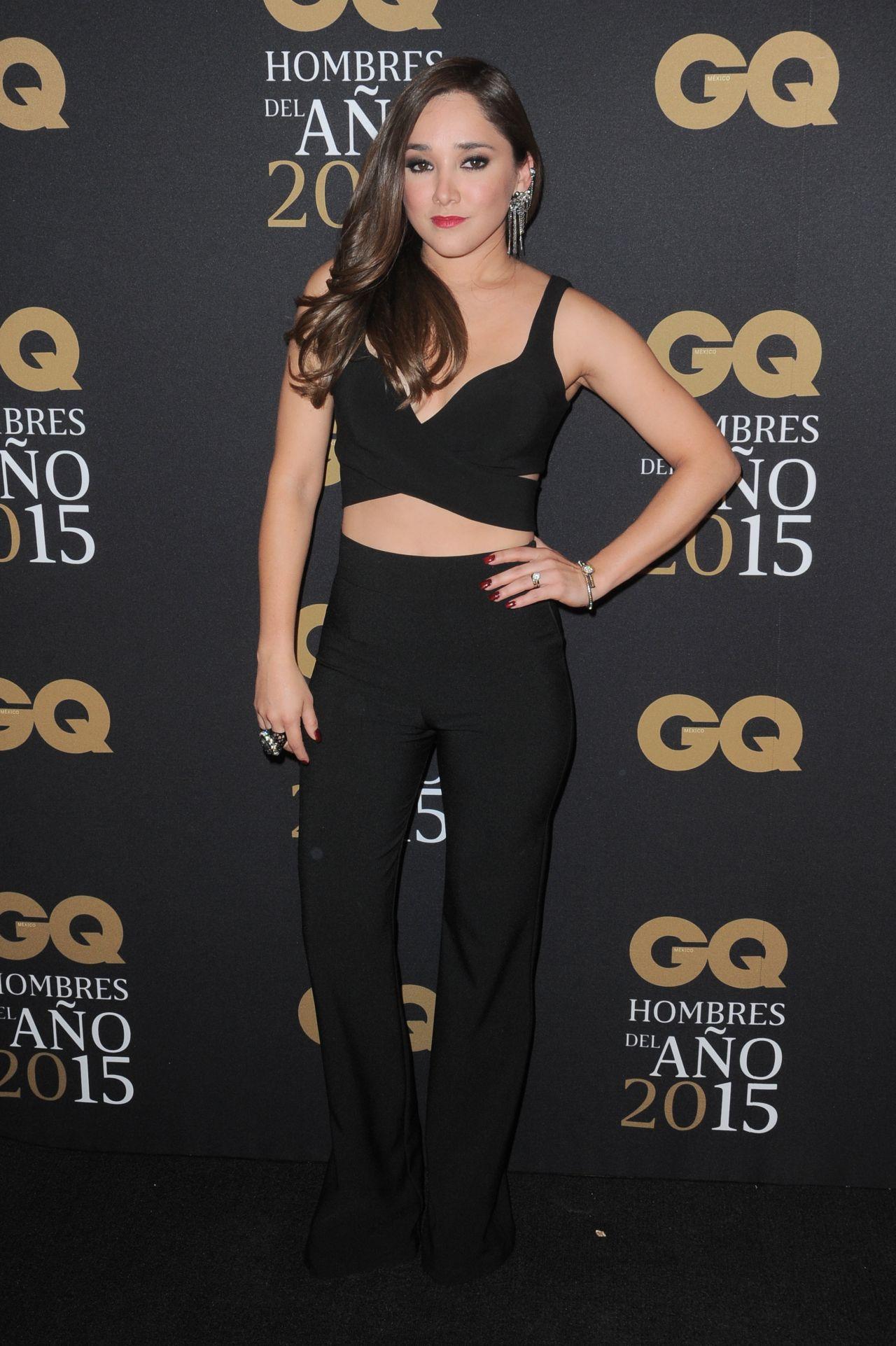 Sherlyn Gonzalez Gq Men Of The Year Awards 2015 In