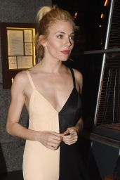 Sienna Miller - Leaving Tredwell