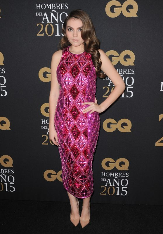 Sofia Castro – GQ Men of the Year Awards 2015 in Mexico City