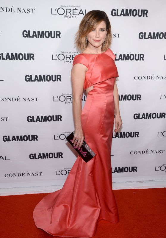 Sophia Bush - 2015 Glamour Women Of The Year Awards in New York City