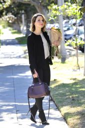 Sophia Bush - Out in LA, November 2015