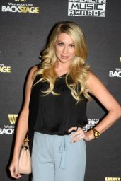 Stassi Schroeder – Westwood One Presents the American Music Awards 2015 Radio Row Day 2 in Los Angeles