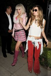 Suki Waterhouse - Casamigos Tequila Halloween Party in Los Angeles, October 2015
