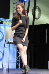 Summer Glau - 2015 Comikaze Expo in Los Angeles