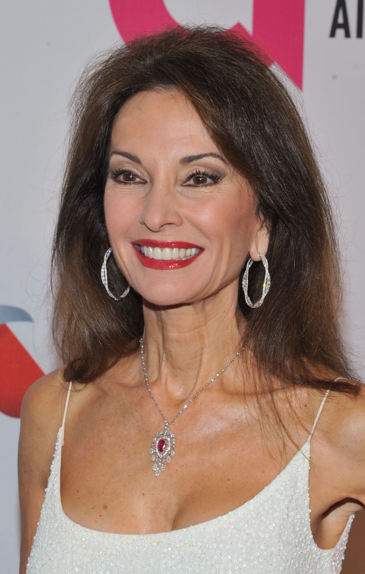 Susan Lucci Elton John S 2015 Aids Foundation Gala In