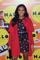 Sydney Park - 2015 Nickelodeon HALO Awards at Pier 36 in New York