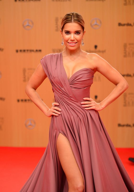Sylvie Meis – Bambi Awards 2015 in Berlin