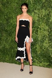 Taylor Hill – 2015 CFDA/Vogue Fashion Fund Awards in New York City