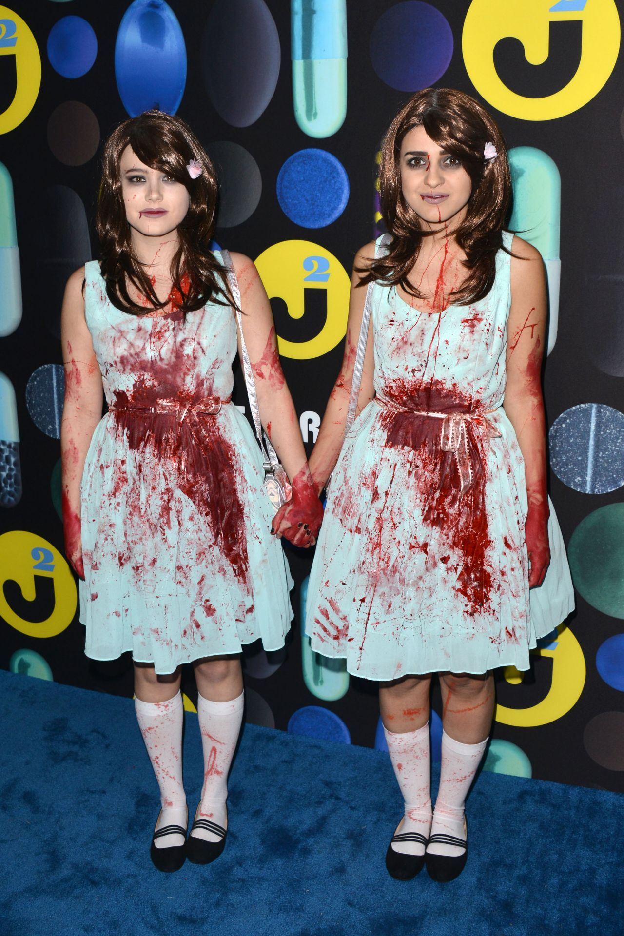 Spreitler – Just Jared Halloween Party in Los Angele, October 2015