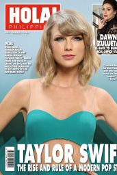 Taylor Swift - HOLA! Magazine Philippines November 2015 Issue