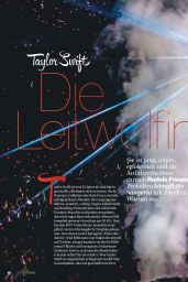 Taylor Swift - Jolie Frauenmagazin Germany December 2015 Issue