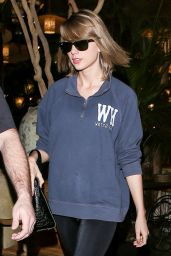 Taylor Swift - Shopping in West Hollywood, November 2015