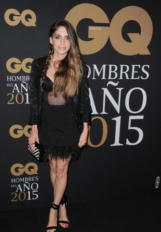 Tefa – GQ Men of the Year Awards 2015 in Mexico City