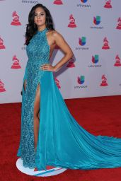Thatiana Diaz – 2015 Latin GRAMMY Awards in Las Vegas