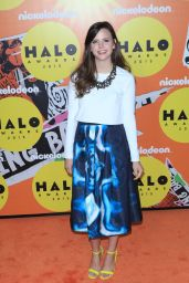 Tiffany Alvord – 2015 Nickelodeon HALO Awards at Pier 36 in New York