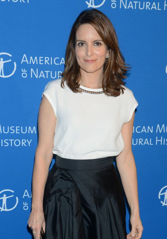 Tina Fey – 2015 American Museum Of Natural History Museum Gala in New York City